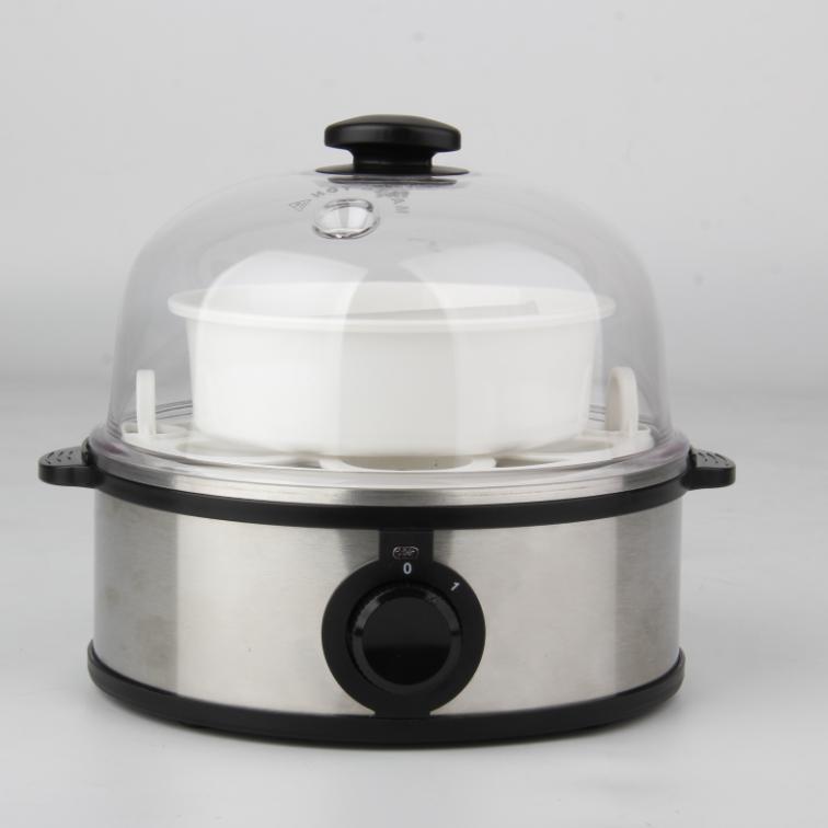 Manufacturer for Egg Steamer For Household - Stainless steel Multi-function Egg Steamer – Tsida